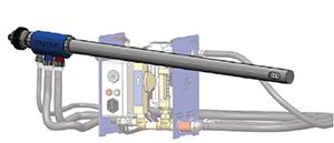 Высокотемпературный эндоскоп HTV 38