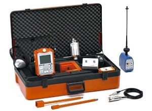Цифровой корреляционный течеискатель  SeCorr 08 SEWERIN
