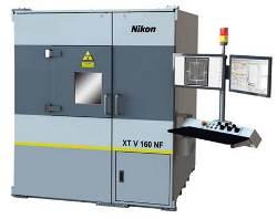 Промышленный томограф XT V 160 NF