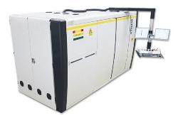Промышленный томограф XT H 450 для контроля турбинных лопаток и литых деталей