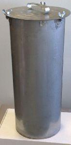 Бак для проявки рулонной рентгенографической пленки