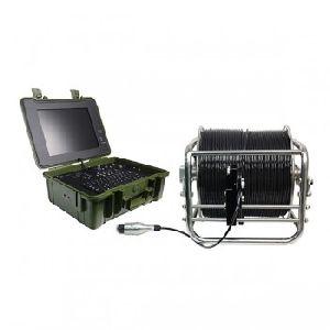 Комплексы промышленной телеинспекции на глубины до 500 м в вертикальных шахтах
