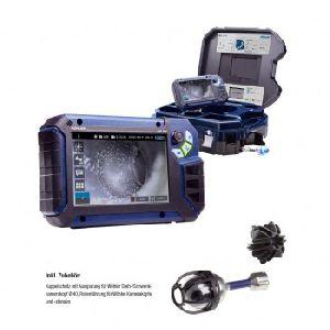 Новинка! Система телеинспекции Wohler VIS 700HR. Новинка рынка с моторизованным фокусом