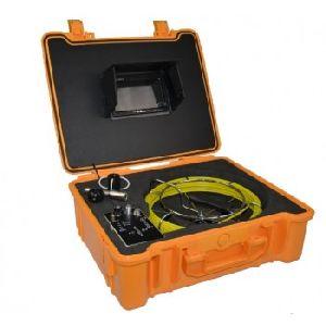 Телеинспекционная система для труб диаметром 25 – 120мм. Schroder SD 71. Длина 20 метров