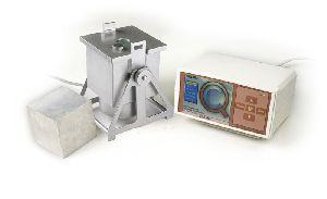 Измеритель морозостойкости бетона дилатометрический.  Дилатометр электронный дифференциальный объемный ИМД-МГ4