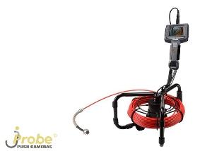 Камера для телеинспекции трубопроводов jProbe LPG