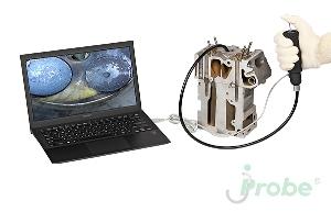 Гибкий управляемый USB видеоэндоскоп jProbe NT