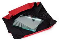 Стандартные стеклянные пластины для испытаний (6 шт.)