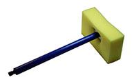 Электрод широкий плоский сменный
