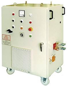 Передвижной магнитопорошковый дефектоскоп MAG 50/5HM