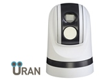 Тепловизионная поворотная камера с оптическим увеличением Uran 300PTZ