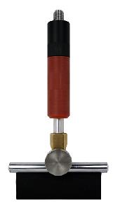 Плоский резиновый электрод
