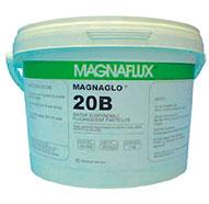 Гранулированный порошковый концентрат коричневого цвета Magnaflux Magnaglo 20В